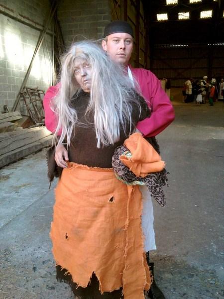 La Marie Jalouse et son bourreau (Mai 2011)