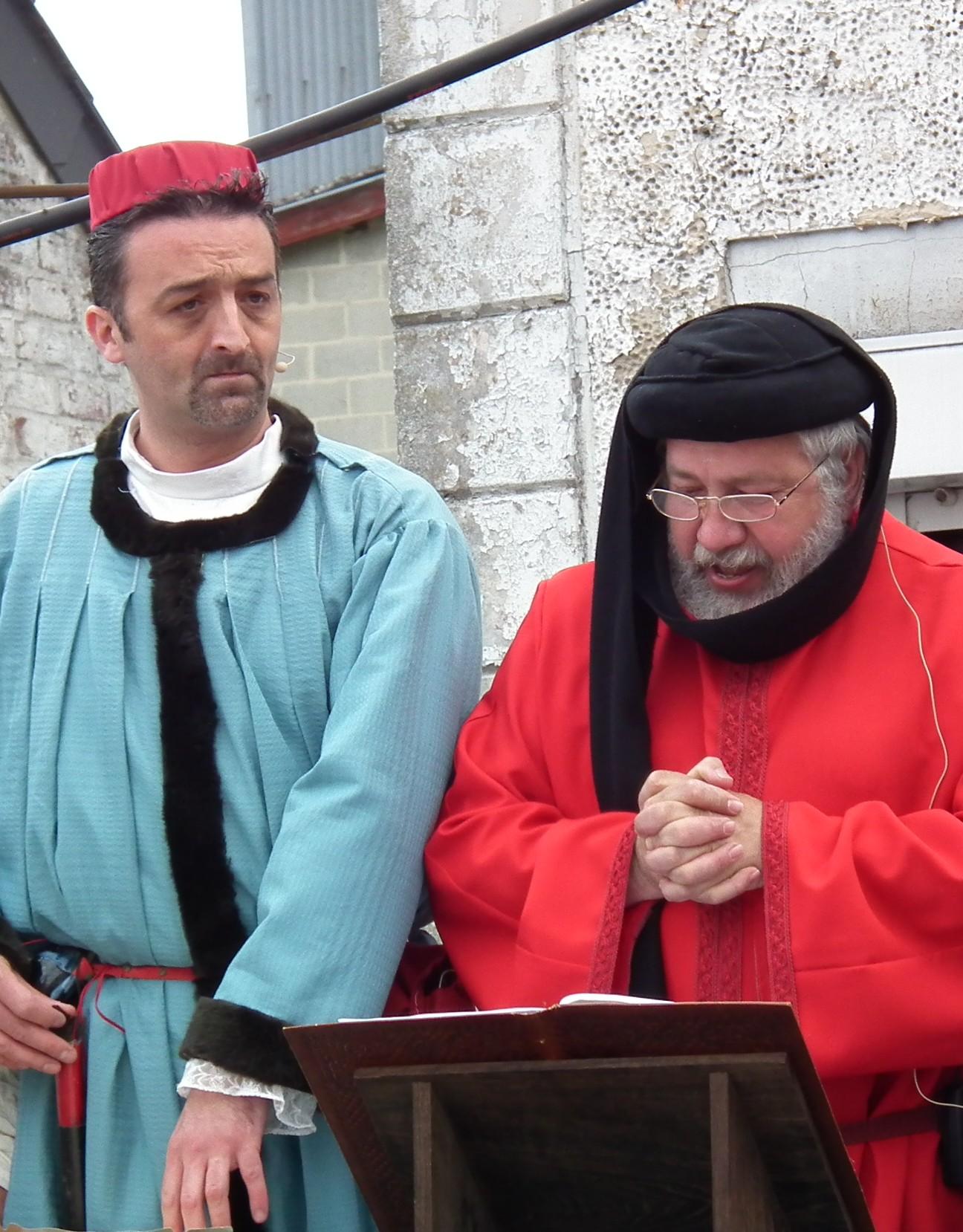 La Cour de Justice de Strée (Mai 2011)